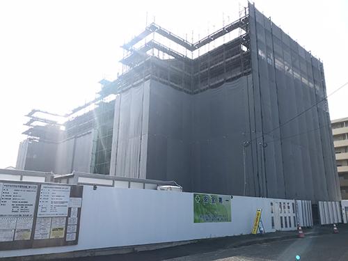中泉市営住宅建築工事(2工区)